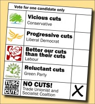 TUSC-NO CUTS